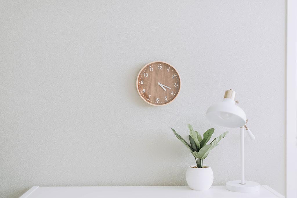 La gestión del tiempo en la Limpieza y el Orden